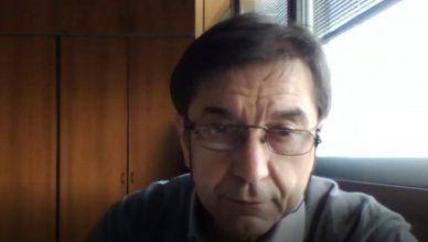 Enzo Gambin - direttore Associazione Produttori Olio - Verona - Mezzane di Sotto - Festa dell'Olio - 2020
