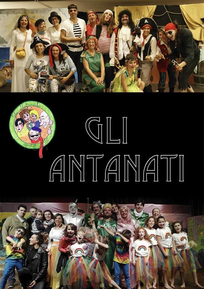 Gli Antanati - compagnia teatrale amatoriale - Mezzane di Sotto - Verona
