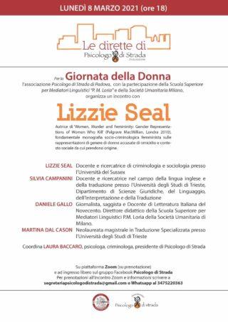 Giornata della Donna - 8 marzo - Laura Baccaro - Biblioteca Andrea Porta - Mezzane di Sotto - Verona-min